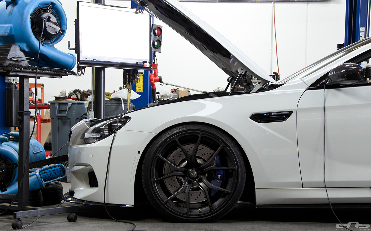 F13 BMW M6 by European Auto Source