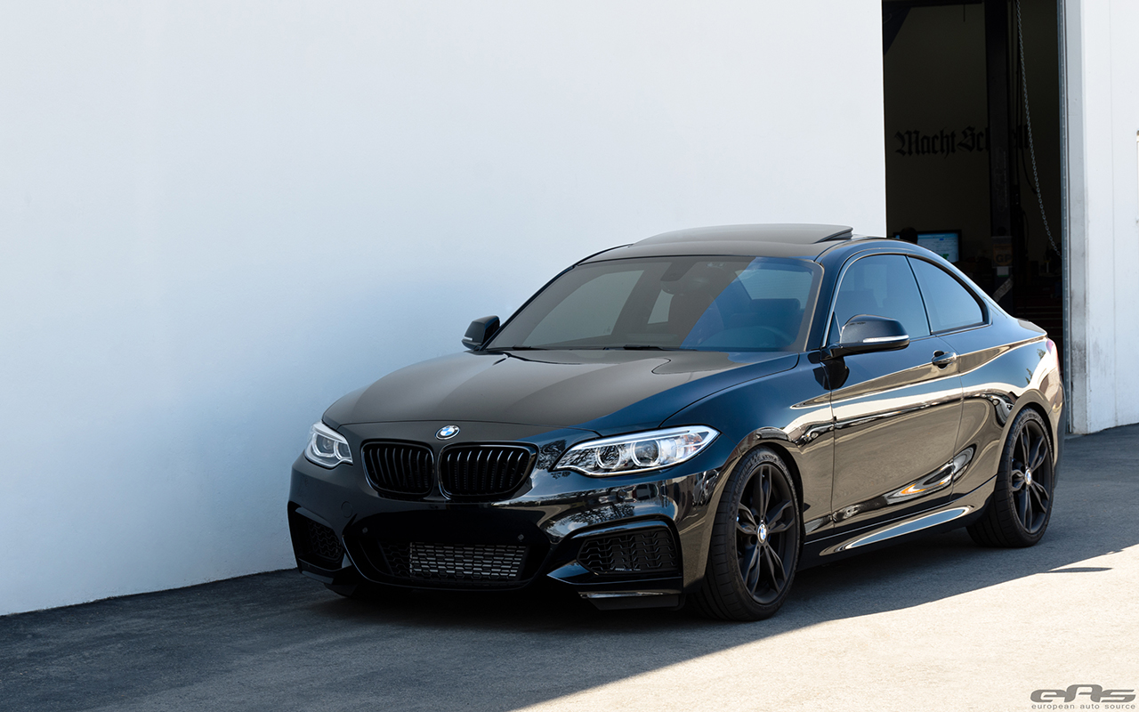 bmw m235i by european auto source bmw car tuning. Black Bedroom Furniture Sets. Home Design Ideas