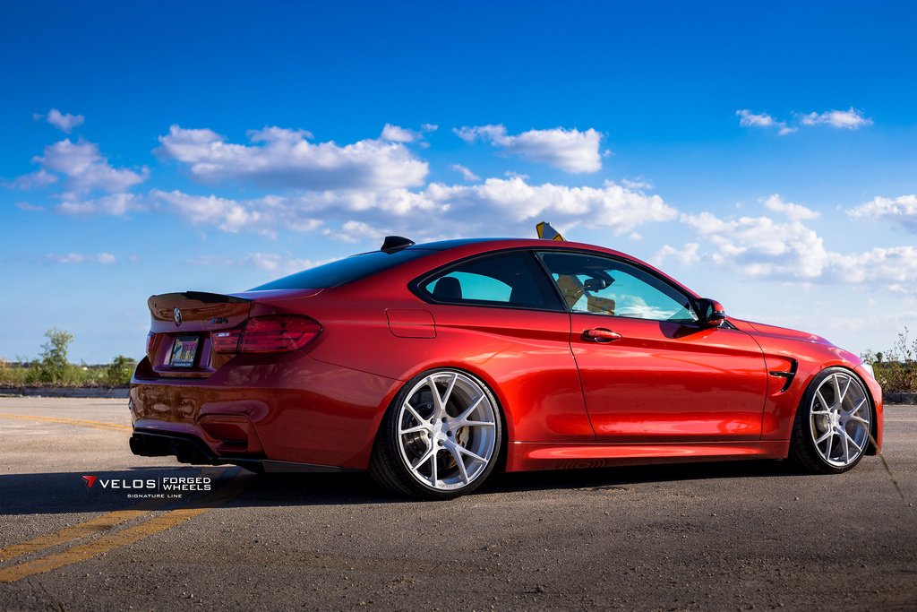 BMW M4 Coupe by Velos Designwerks