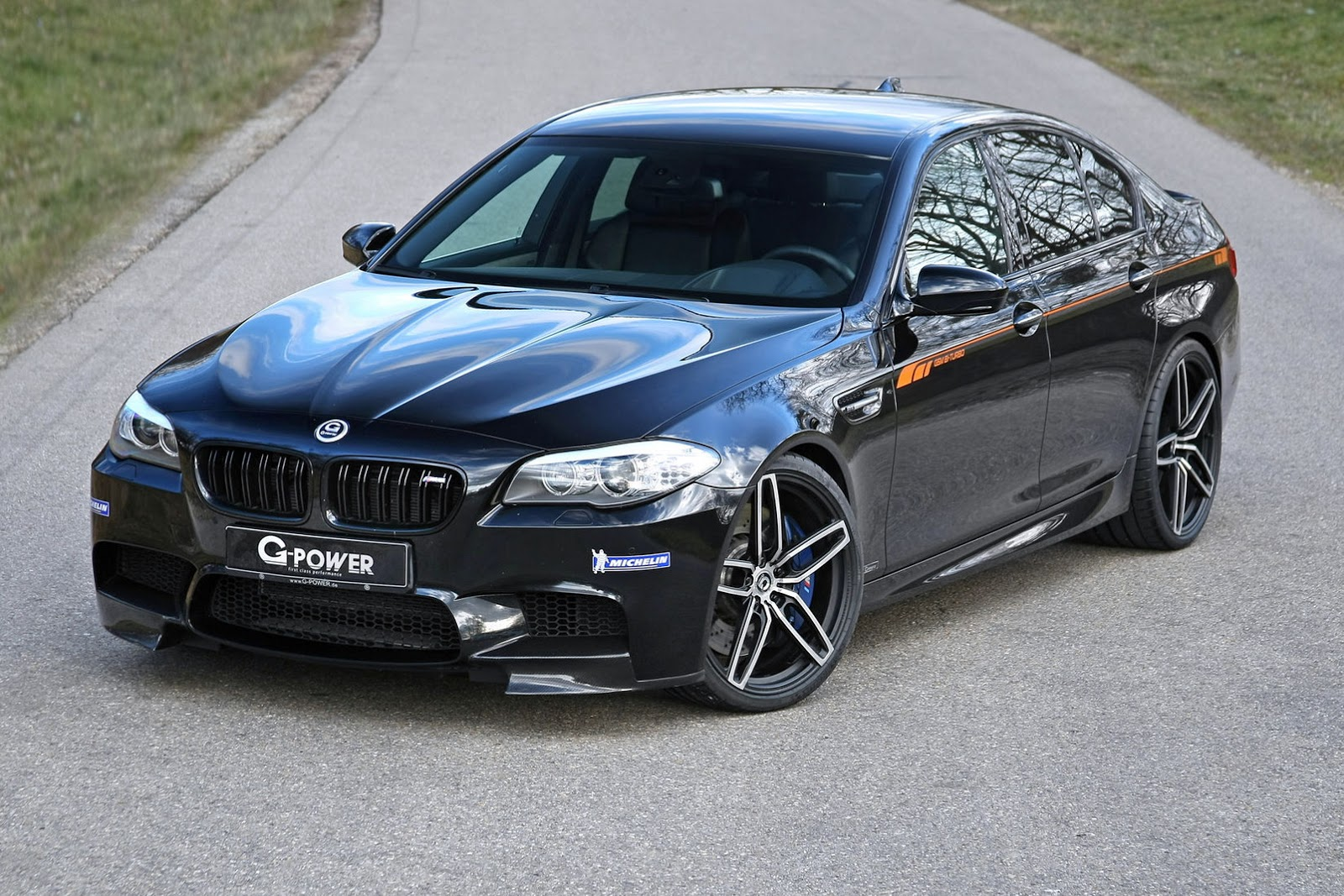Bmw M5 By G Power Bmw Car Tuning