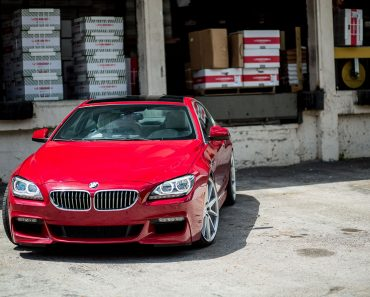 BMW 6-Series by Vossen
