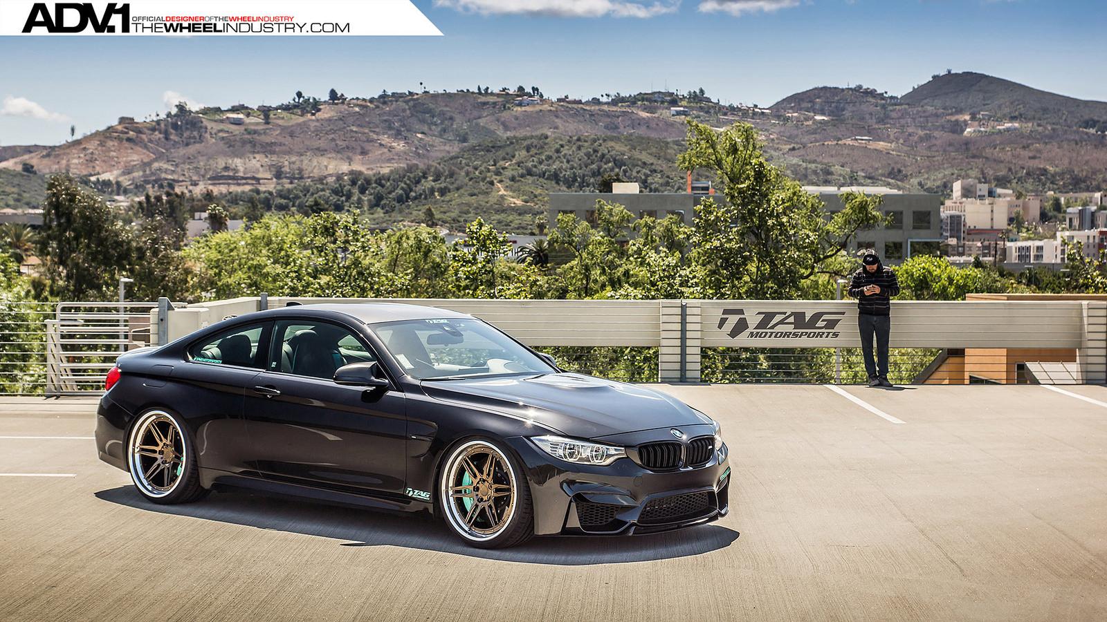 F84 BMW M4 by ADV.1 Wheels