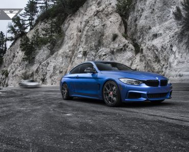BMW 4-Series by Vorsteiner