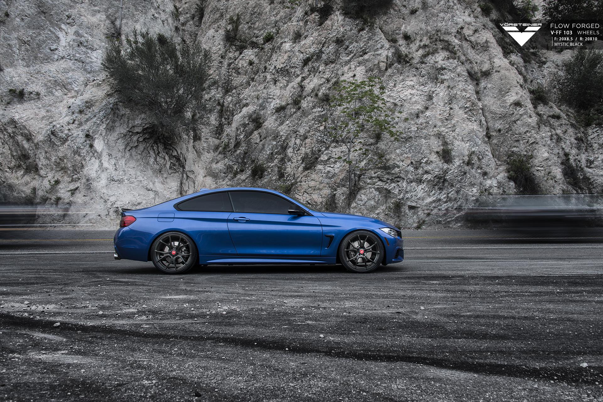 BMW 4-Series by Vorsteiner