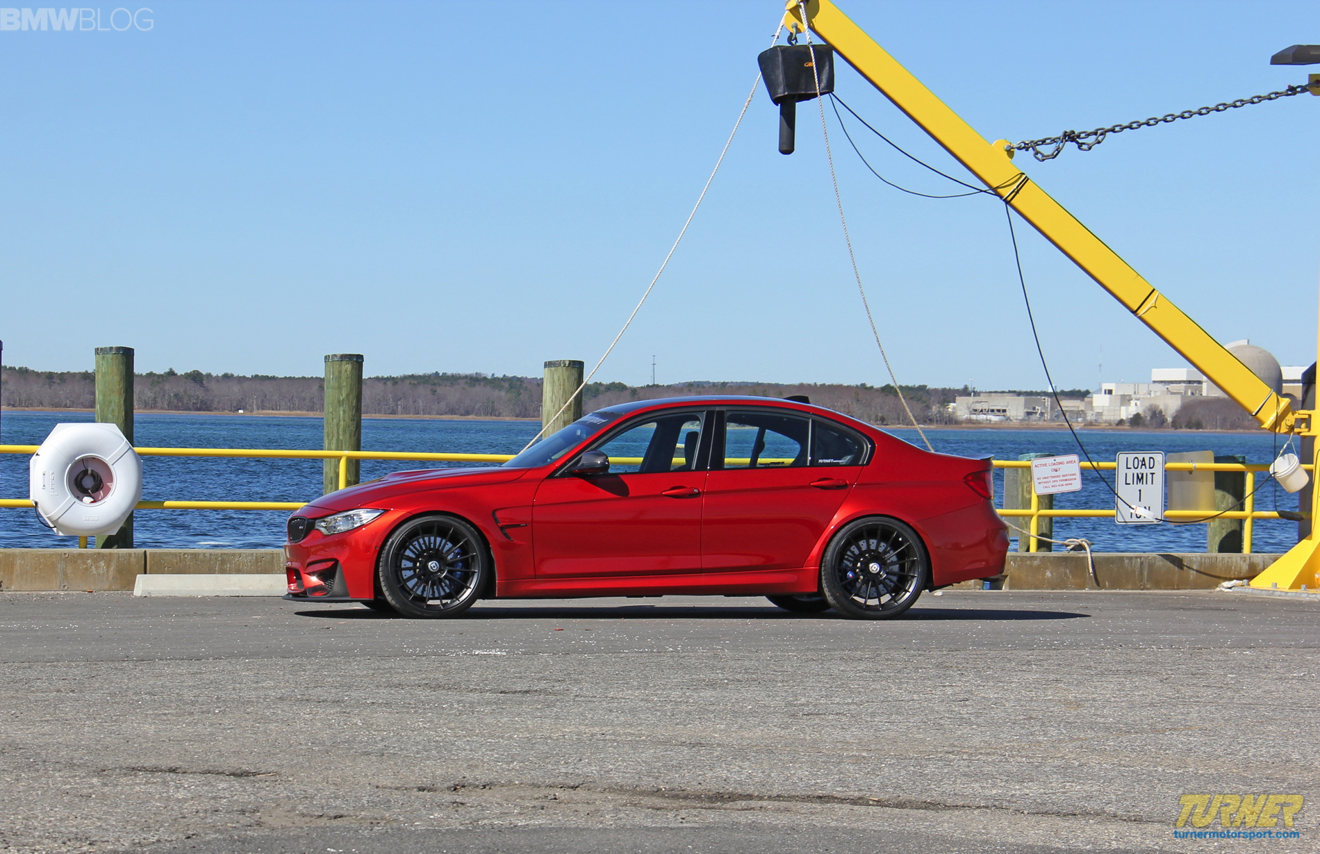 BMW M3 by Turner Motorsport