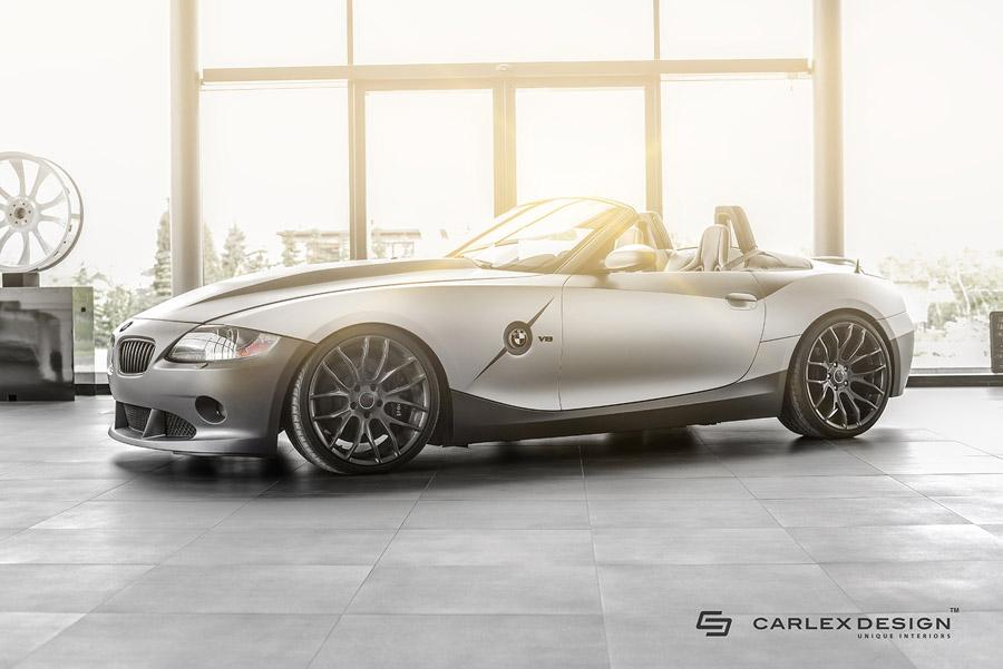 BMW Z4 Roadster by Carlex Design