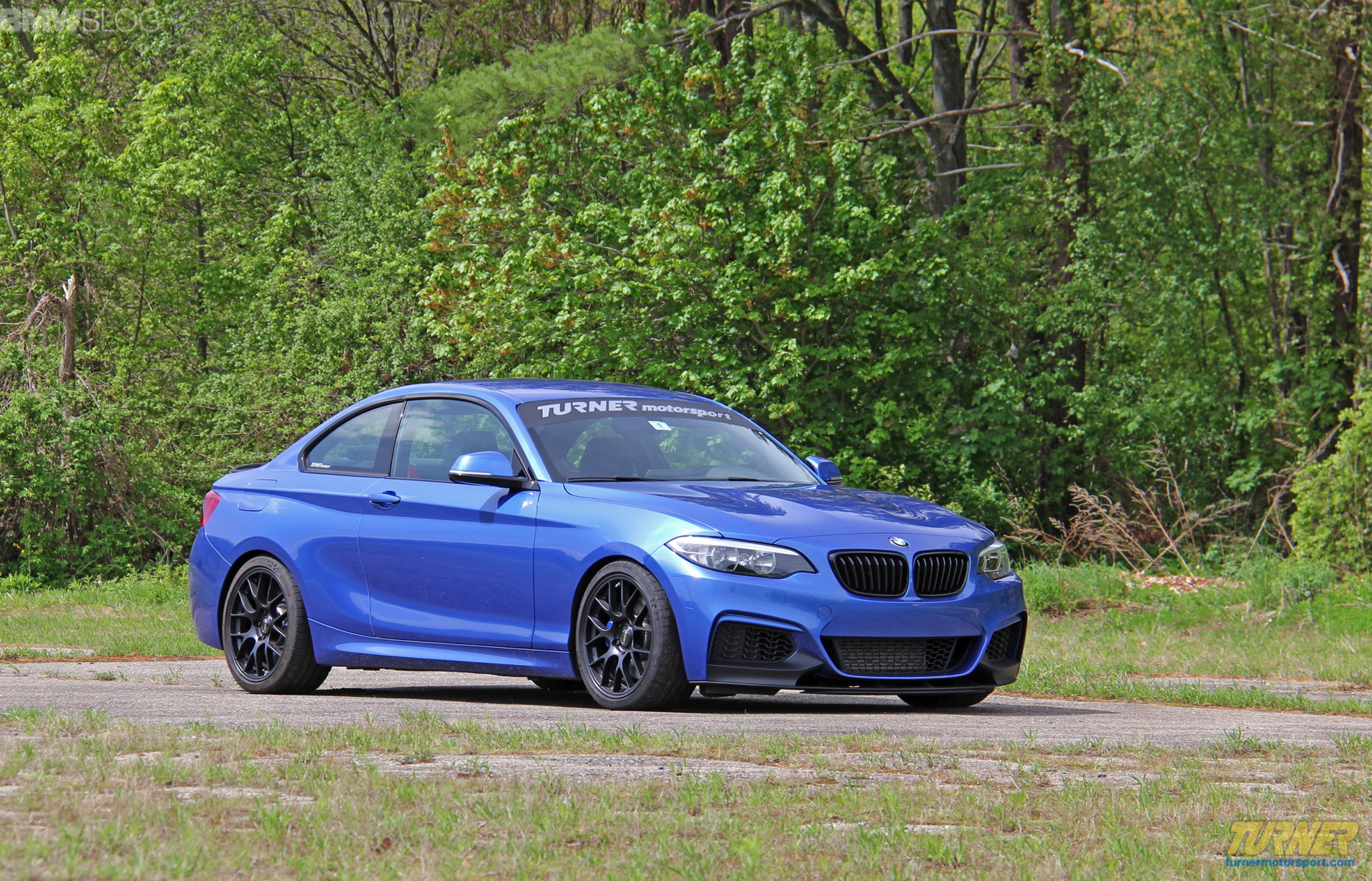 BMW 228i Coupe by Turner Motorsport