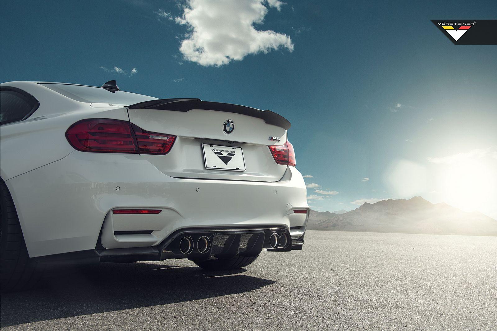 BMW M4 by Vorsteiner