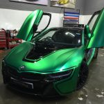 BMW i8 by Impressive Wrap Hong Kong