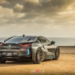 BMW i8 on Vossen Wheels