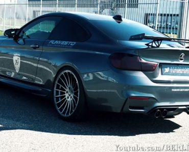 F82 BMW M4 by Hamann