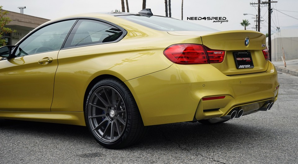 F82 BMW M4 by Need4Speed Motorsports
