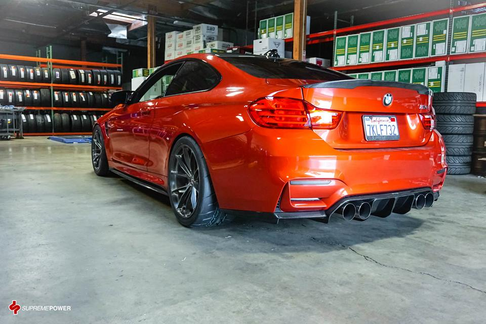 F82 BMW M4 by Supreme Power