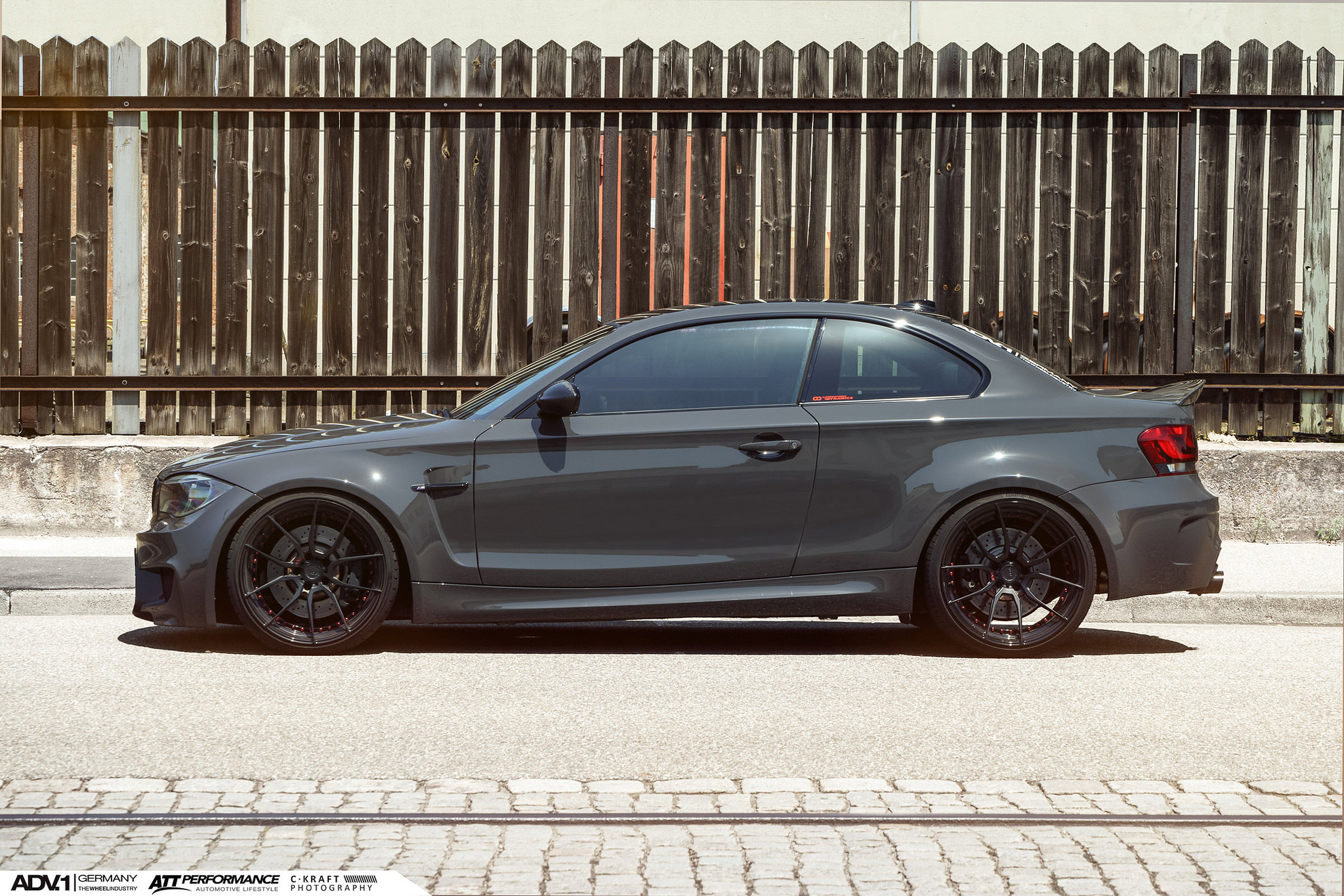 BMW 1-Series M Coupe by ADV.1 Wheels