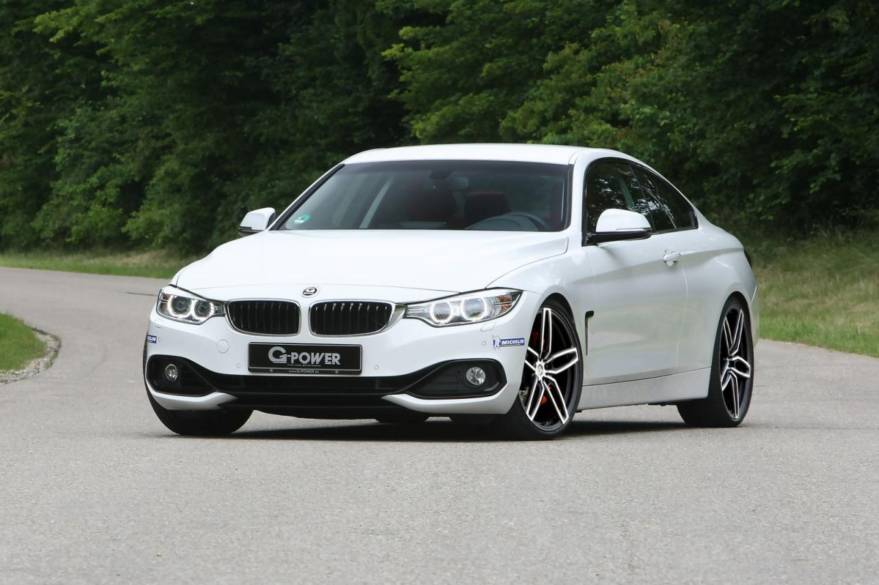 BMW 4-Series by G-Power