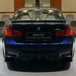 BMW M3 with M Performance Kit by Abu Dhabi