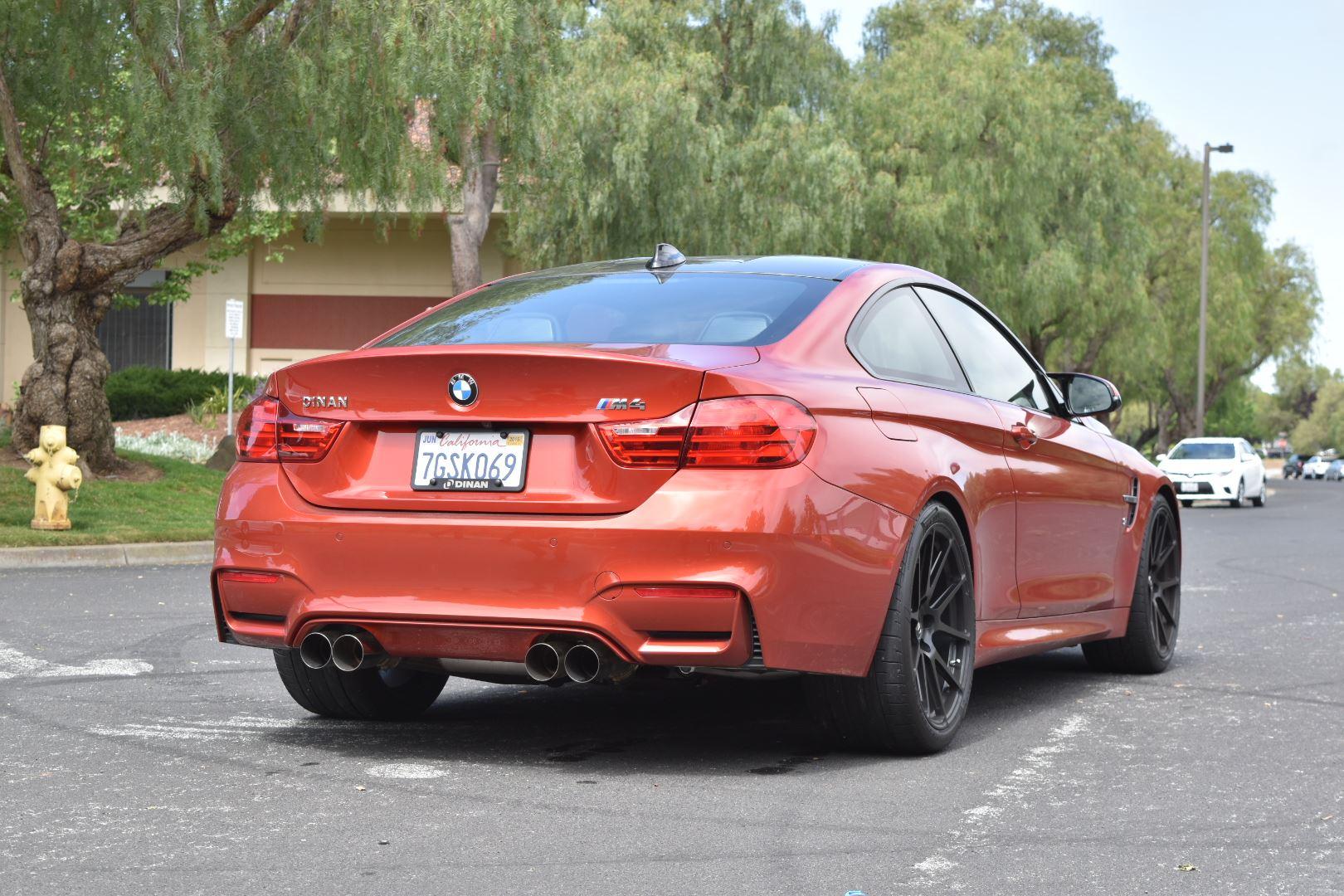 BMW M4 by Dinan