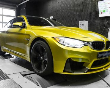 BMW M4 by Mcchip-DKR