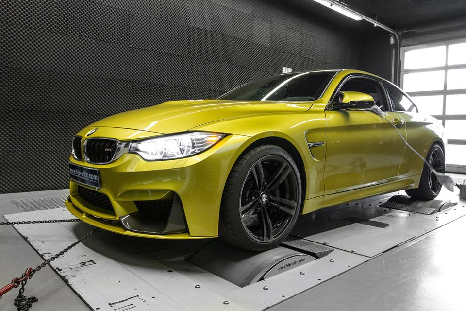 BMW M4 by Mcchip-DKR