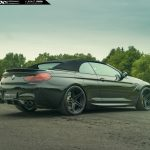BMW M6 Convertible on ADV.1 Wheels