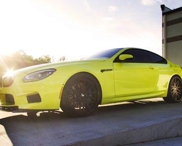 BMW M6 by DRM Motorworx