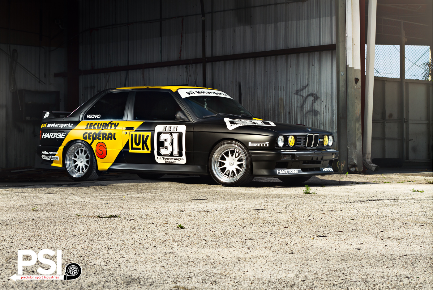 1988 E30 BMW M3 DTM Replica by PSI