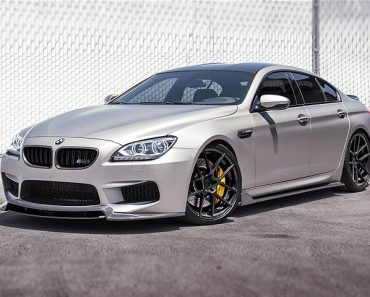 BMW M6 Gran Coupe by ENLAES