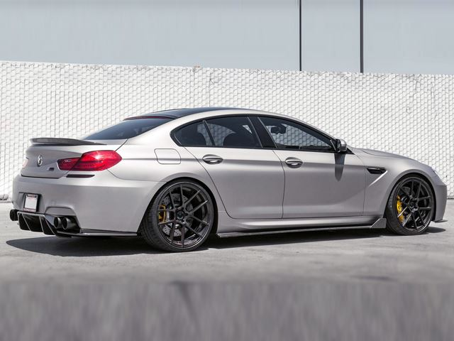 bmw m6 gran coupe by enlaes bmw car tuning. Black Bedroom Furniture Sets. Home Design Ideas