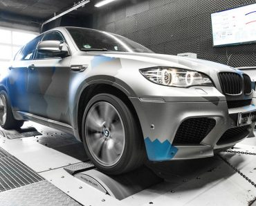 BMW X6 M Power Upgrade by Mcchip-DKR