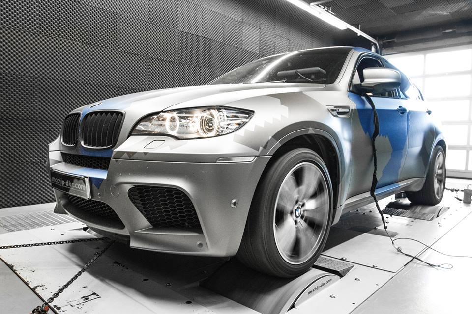 Mcchip Dkr Power Boosts Bmw X6m Bmw Car Tuning