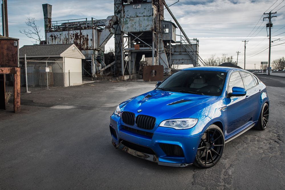 BMW X6 M by Fabspeed