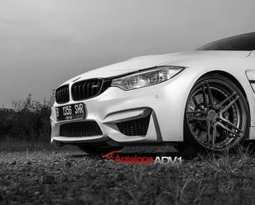 F82 BMW M4 by ADV.1 Wheels