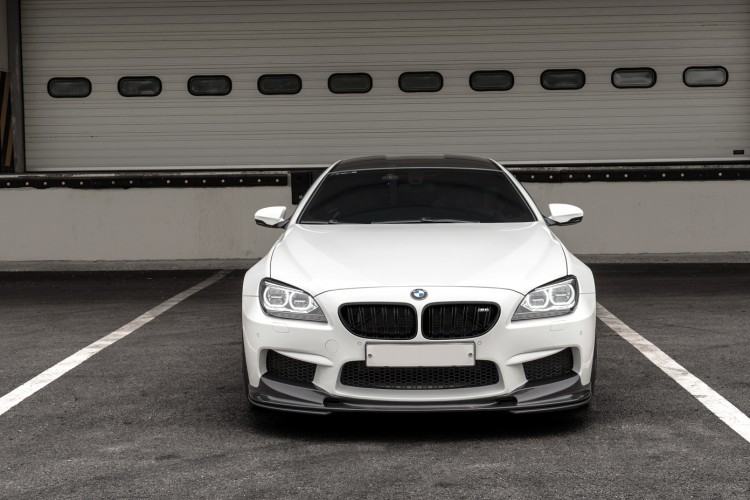 BMW M6 Gran Coupé by Manhart Performance