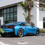 BMW i8 with HRE Wheels (2)