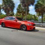 F10 BMW M5 with Strasse Wheels (11)