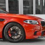 F10 BMW M5 with Strasse Wheels (12)