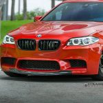 F10 BMW M5 with Strasse Wheels (14)