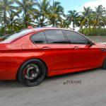F10 BMW M5 with Strasse Wheels (5)