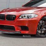 F10 BMW M5 with Strasse Wheels (7)