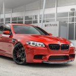 F10 BMW M5 with Strasse Wheels (8)