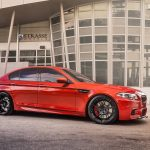 F10 BMW M5 with Strasse Wheels (9)