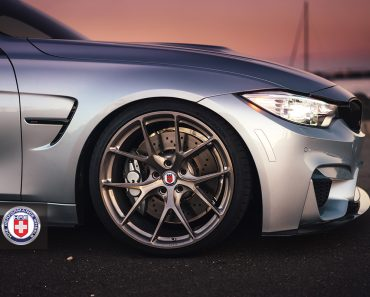 F80 BMW M3 on HRE Performance Wheels (3)