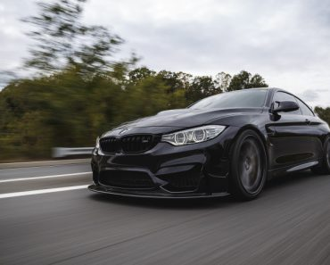 F82 BMW M4 with MORR Wheels