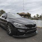 F82 BMW M4 with MORR Wheels