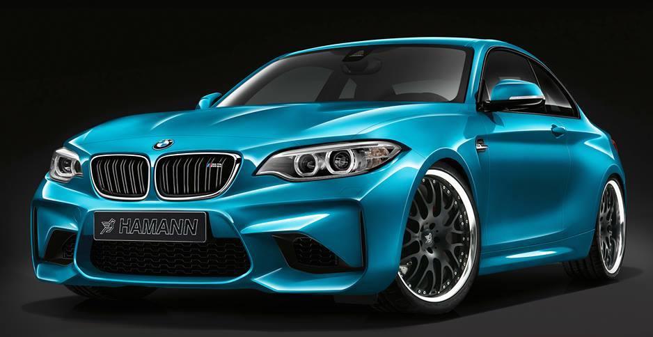 2016 BMW M2 by Hamann