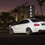 BMW 1M with ADV5 MV.2 Wheels (1)