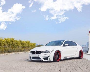BMW M4 Liberty Walk by Reinart Design (4)