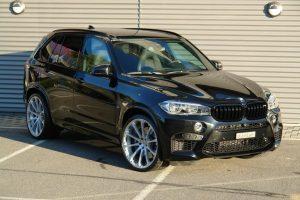 BMW X5M  X6M Upgrade Kit by DAHLER (1)