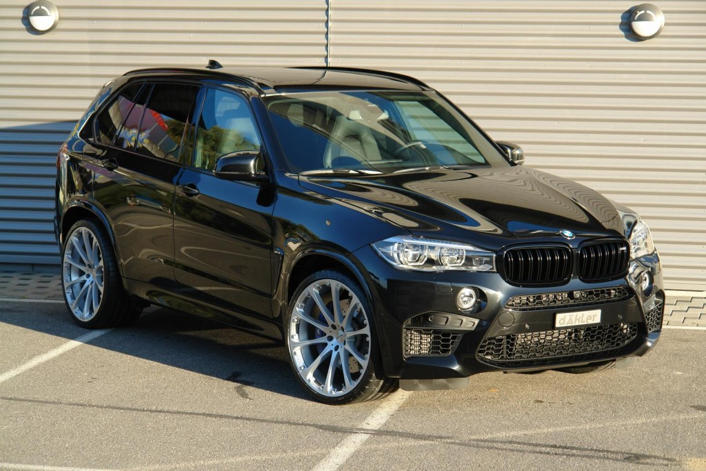 Bmw X5m And X6m Upgrade Kit By Dahler Bmw Car Tuning