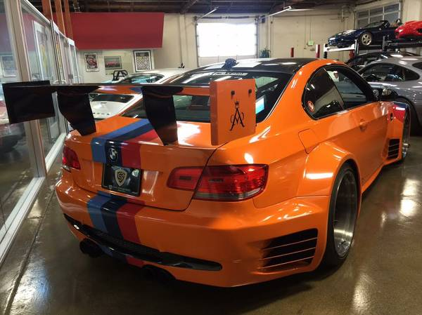 E92 BMW M3 GT2 Widebody (5)